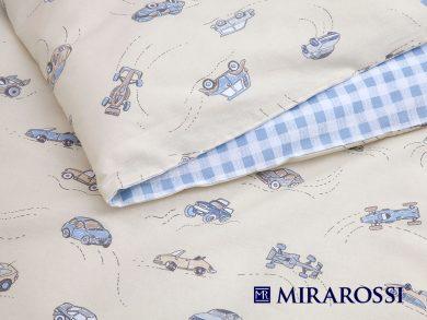Постельное белье для новорожденных Auto, фото 4