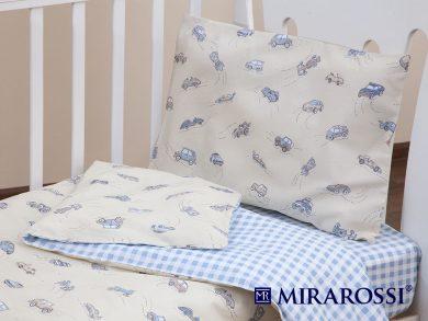 Постельное белье для новорожденных Auto, фото 7