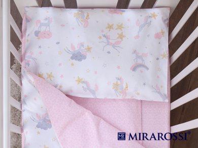 Постельное белье для новорожденных Единороги, фото 2