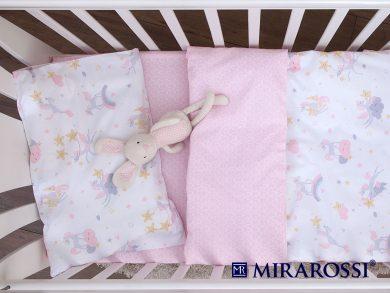 Постельное белье для новорожденных Единороги, фото 3