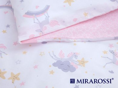 Постельное белье для новорожденных Единороги, фото 4