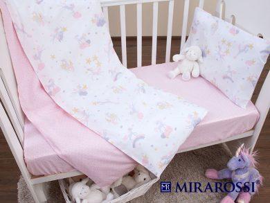 Постельное белье для новорожденных Единороги, фото 5