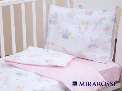Постельное белье для новорожденных Единороги, фото 7