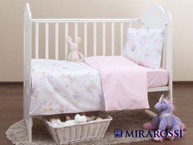 Постельное белье для новорожденных Единороги, фото 9