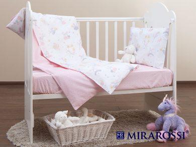 Постельное белье для новорожденных Единороги, фото 10