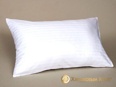 Постельное белье страйп-сатин белое, фото 7
