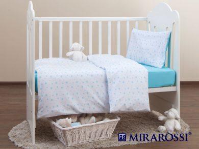 Постельное белье для новорожденных Stellina mia blue, фото 11