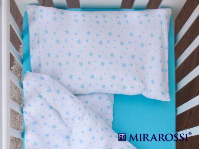 Постельное белье для новорожденных Stellina mia blue, фото 8