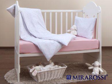 Постельное белье для новорожденных Stellina mia pink, фото 11