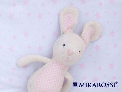 Постельное белье для новорожденных Stellina mia pink, фото 6