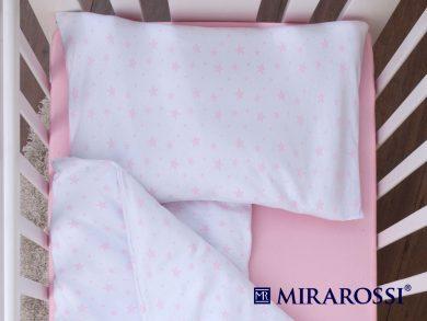 Постельное белье для новорожденных Stellina mia pink, фото 9