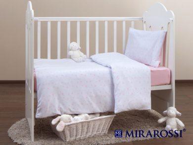 Постельное белье для новорожденных Stellina mia pink, фото 10