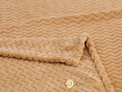 Плед велсофт Парма плюш кемэл, фото 2