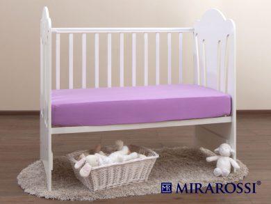 простыня на резинке в детскую кроватку Виола, фото 2