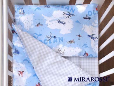 Постельное белье для новорожденных Приключения, фото 2