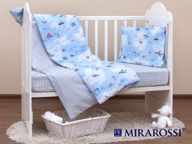 Постельное белье для новорожденных Приключения, фото 11