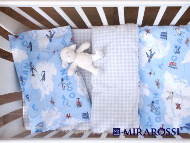 Постельное белье для новорожденных Приключения, фото 3