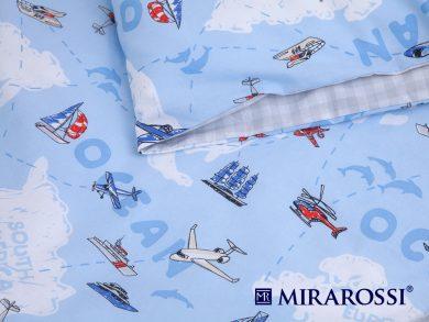 Постельное белье для новорожденных Приключения, фото 5