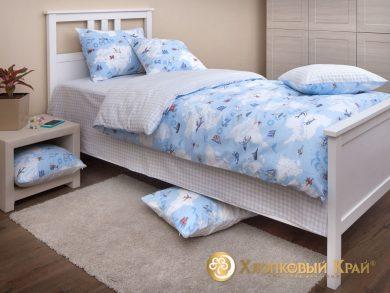 Детское постельное белье Avventura blue, фото 4