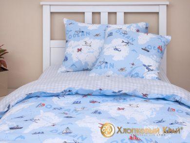 Детское постельное белье Avventura blue, фото 5