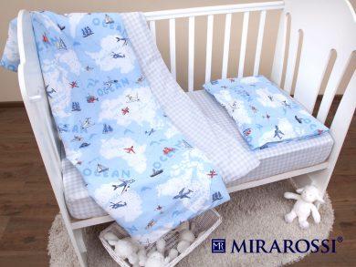Постельное белье для новорожденных Приключения, фото 7