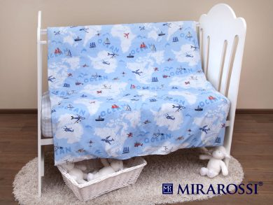 Постельное белье для новорожденных Приключения, фото 10