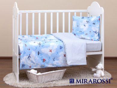 Постельное белье для новорожденных Приключения, фото 4