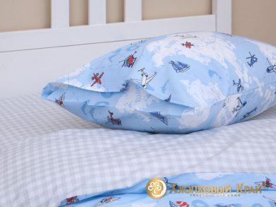 Детское постельное белье Avventura blue, фото 9