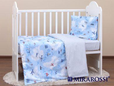 Постельное белье для новорожденных Приключения, фото 8