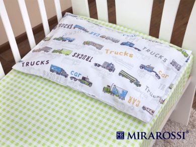 Постельное белье для новорожденных Trucks, фото 9
