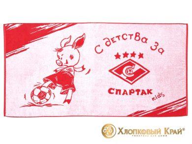 Полотенце банное 140х70 см Spartak Kids Forward, фото 2