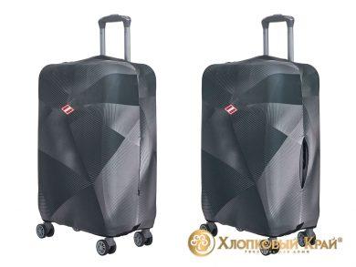 Чехол на чемодан Спартак geometry, фото 3