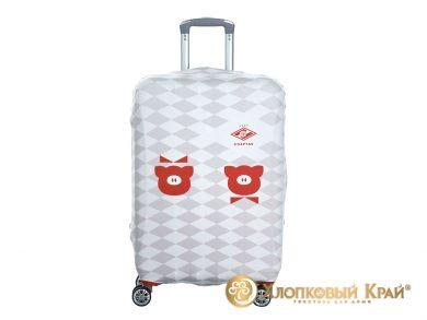 Чехол на чемодан Спартак family look, фото 2