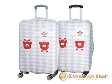 Чехол на чемодан Спартак family look, фото 11
