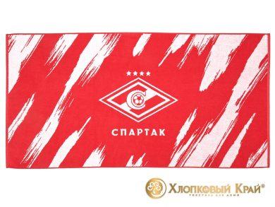 Полотенце банное 140х70 см Спартак Верность, фото 2