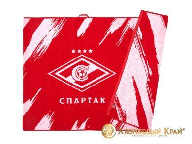 Полотенце банное 140х70 см Спартак Верность, фото 4