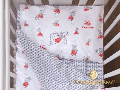 Постельное белье для новорожденных Спартак Dream Team, фото 2