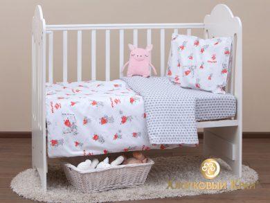 Постельное белье для новорожденных Спартак Dream Team, фото 4
