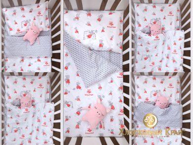 Постельное белье для новорожденных Спартак Dream Team, фото 12