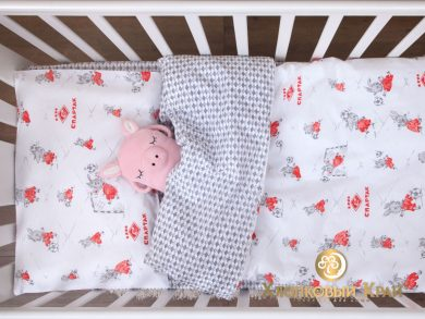 Постельное белье для новорожденных Спартак Dream Team, фото 5