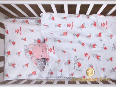 Постельное белье для новорожденных Спартак Dream Team, фото 10