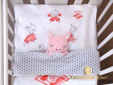 Постельное белье для новорожденных Спартак Kids, фото 2