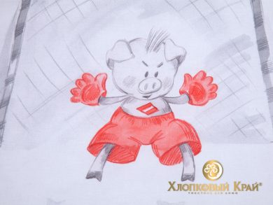 Постельное белье для новорожденных Спартак Kids, фото 14