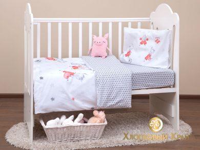 Постельное белье для новорожденных Спартак Kids, фото 4