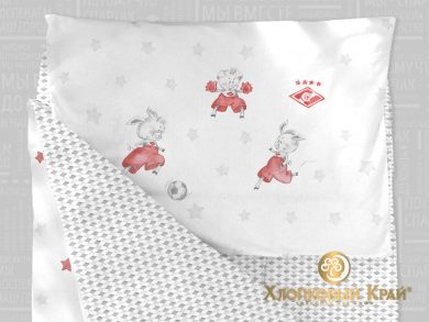 Постельное белье для новорожденных Спартак Kids, фото 5