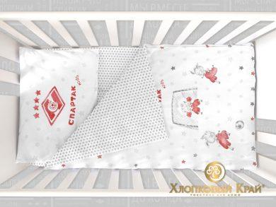 Постельное белье для новорожденных Спартак Kids, фото 6