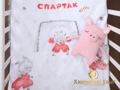 Постельное белье для новорожденных Спартак Kids, фото 9