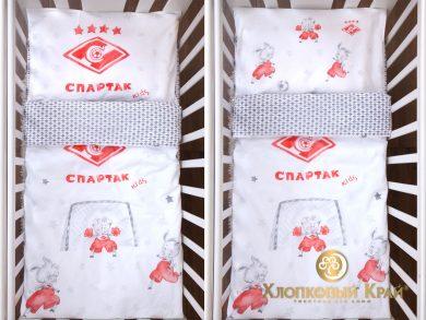 Постельное белье для новорожденных Спартак Kids, фото 12