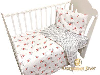 Постельное белье для новорожденных Спартак Dream Team, фото 3