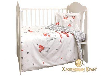 Постельное белье для новорожденных Спартак Kids, фото 8